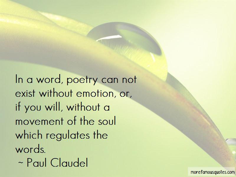 Paul Claudel Quotes Pictures 3