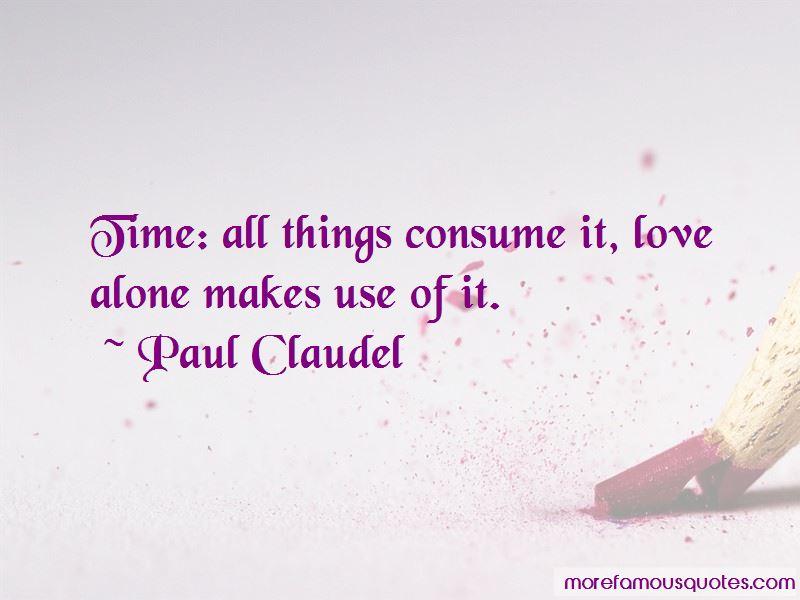 Paul Claudel Quotes