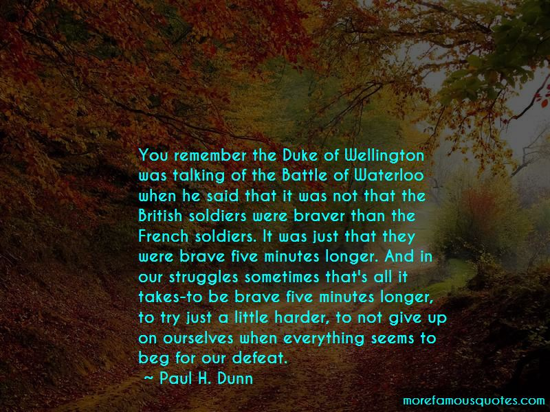 Paul H. Dunn Quotes Pictures 4