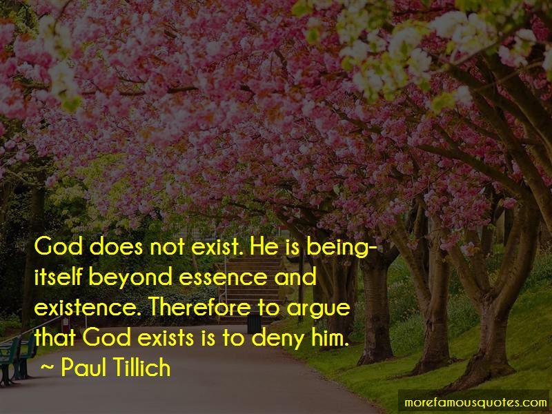 Paul Tillich Quotes Pictures 3