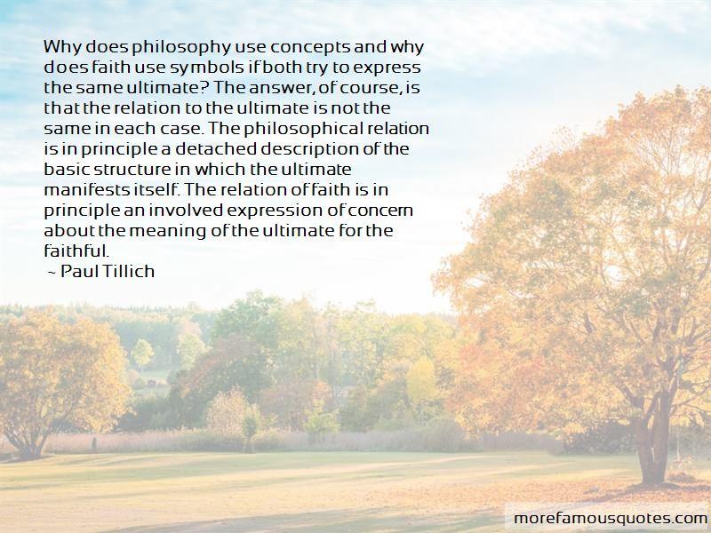 Paul Tillich Quotes Pictures 4