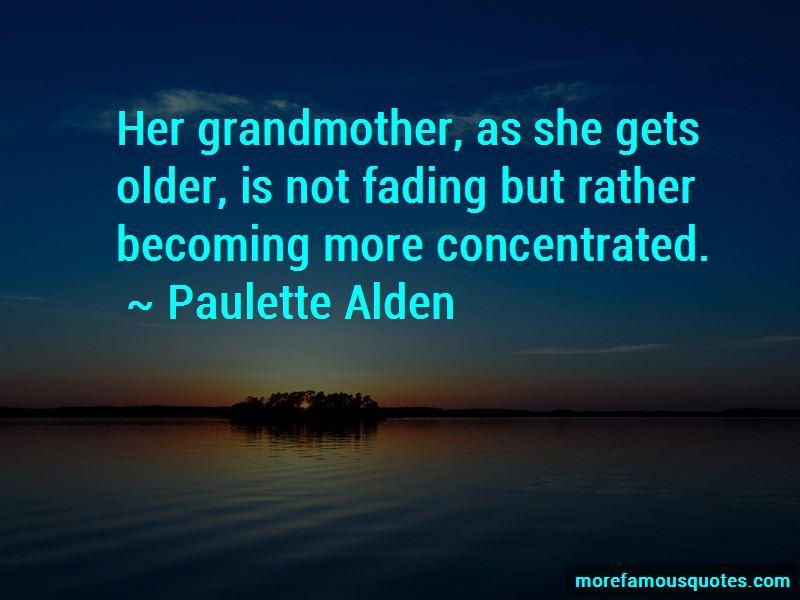 Paulette Alden Quotes Pictures 2