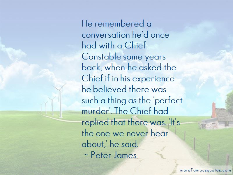 Peter James Quotes Pictures 2