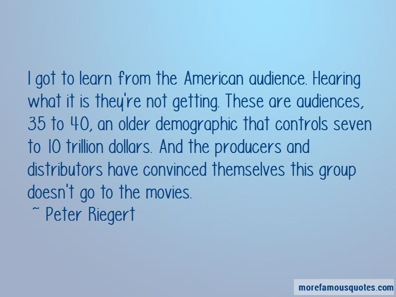 Peter Riegert Quotes Pictures 3