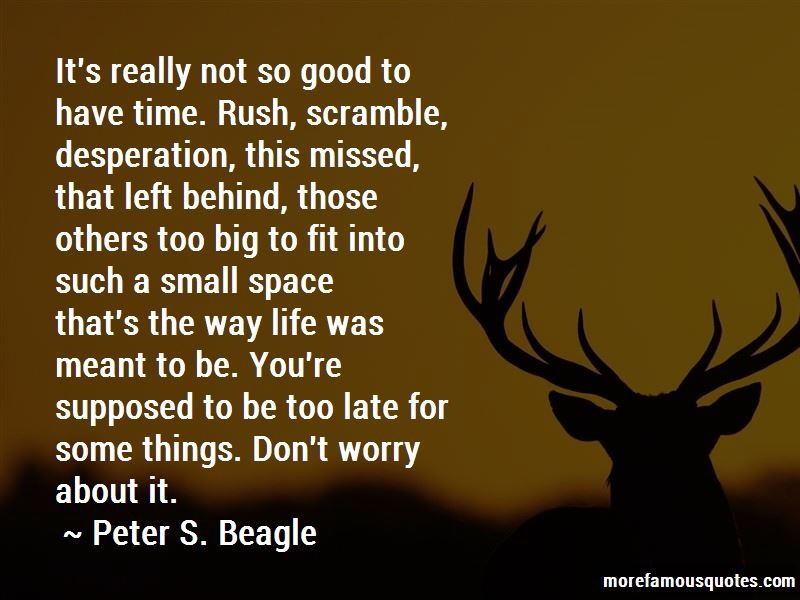 Peter S. Beagle Quotes Pictures 2