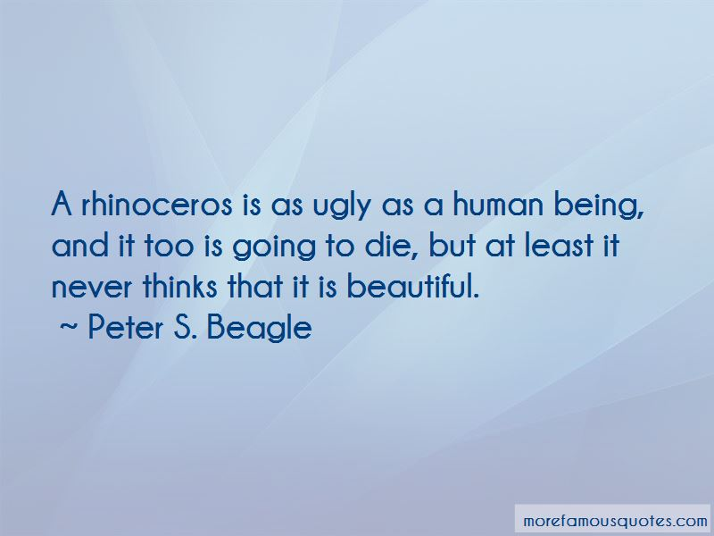 Peter S. Beagle Quotes Pictures 4