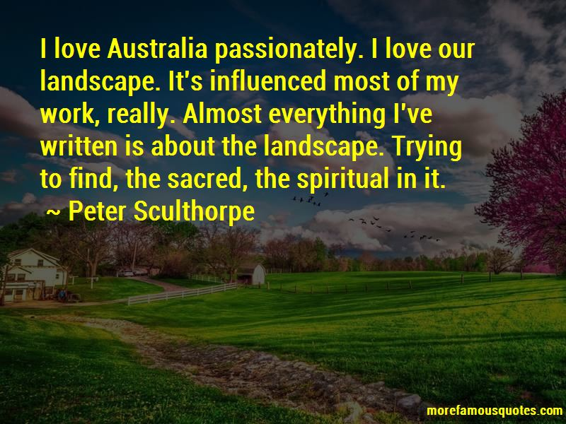 Peter Sculthorpe Quotes Pictures 3