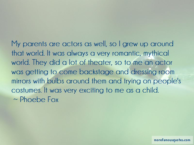 Phoebe Fox Quotes Pictures 2