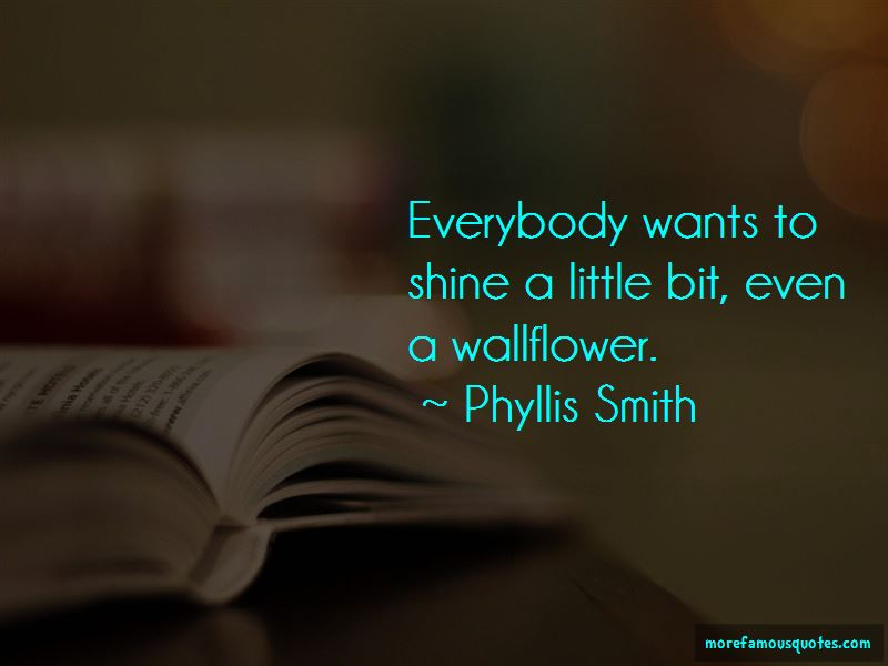 Phyllis Smith Quotes Pictures 4