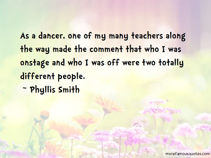Phyllis Smith Quotes