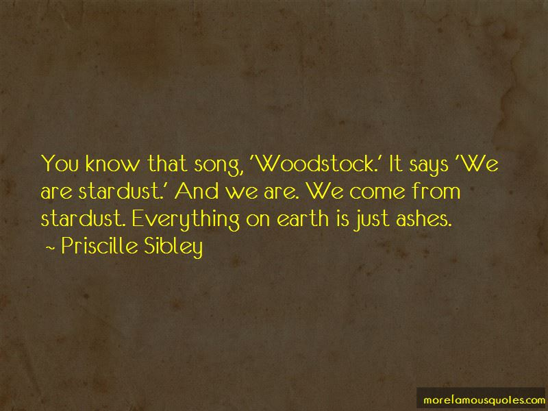 Priscille Sibley Quotes Pictures 2