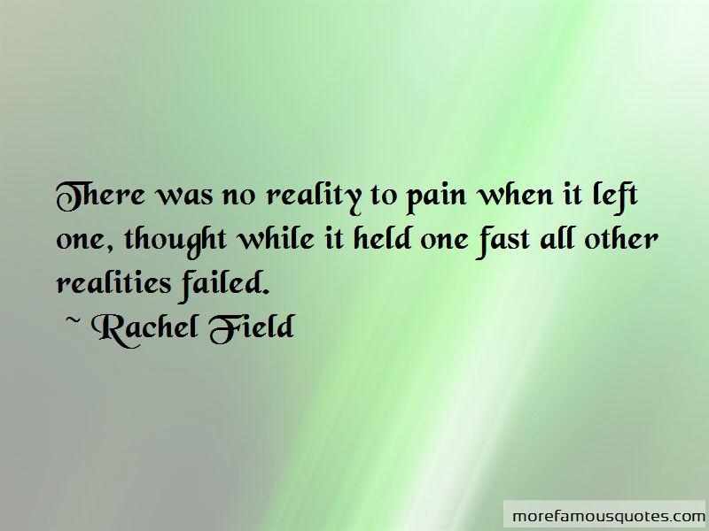Rachel Field Quotes Pictures 4
