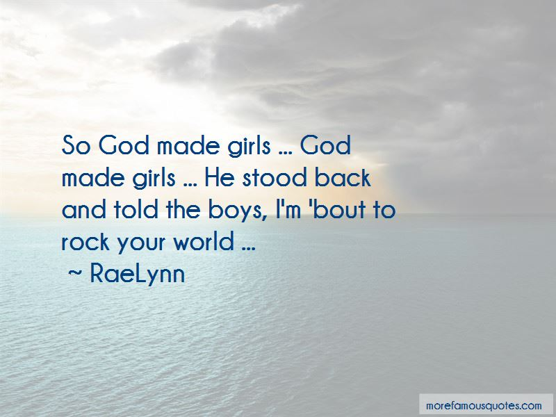 RaeLynn Quotes Pictures 2
