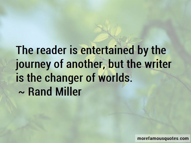 Rand Miller Quotes Pictures 3