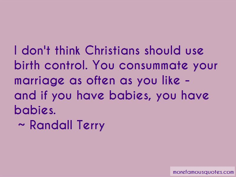 Randall Terry Quotes Pictures 4