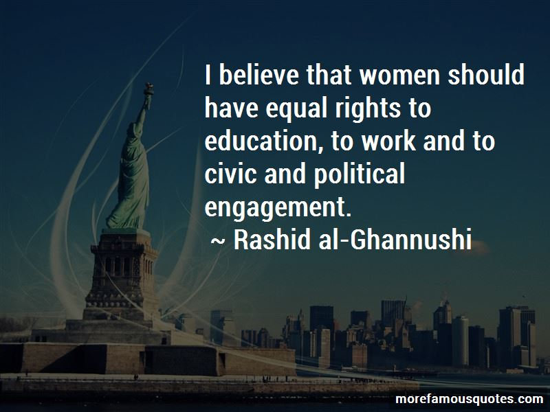Rashid Al-Ghannushi Quotes Pictures 2