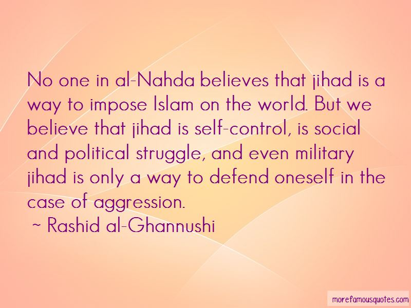 Rashid Al-Ghannushi Quotes Pictures 4