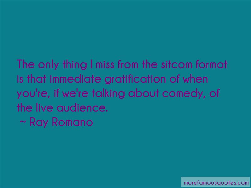 Ray Romano Quotes Pictures 4