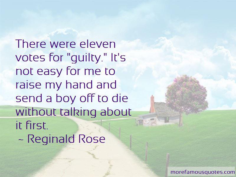 Reginald Rose Quotes Pictures 4
