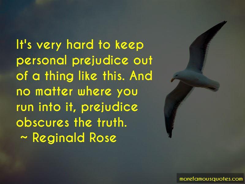 Reginald Rose Quotes