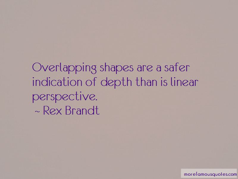 Rex Brandt Quotes Pictures 4