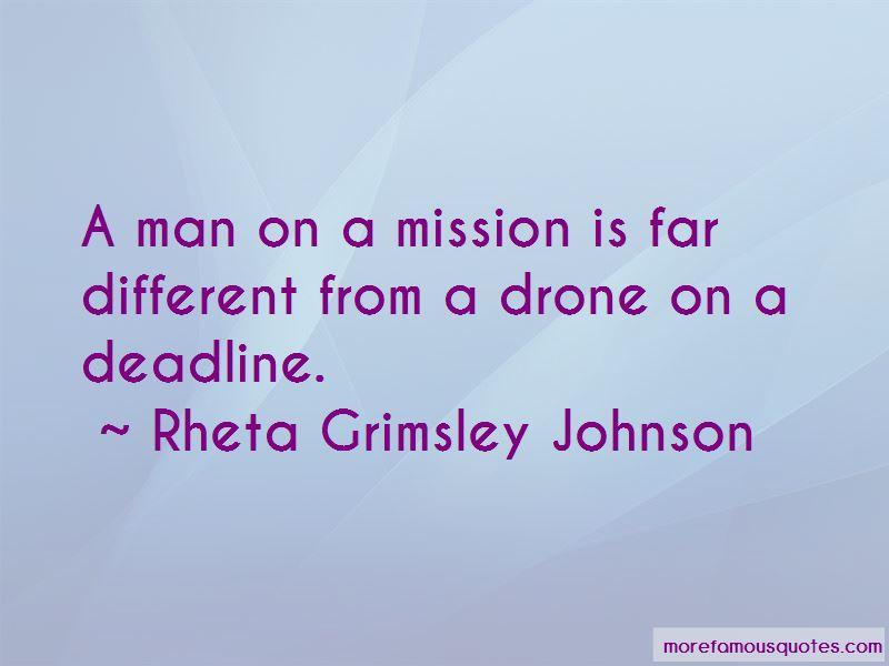 Rheta Grimsley Johnson Quotes
