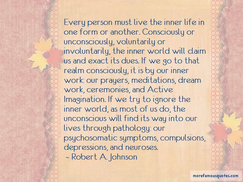 Robert A. Johnson Quotes Pictures 4