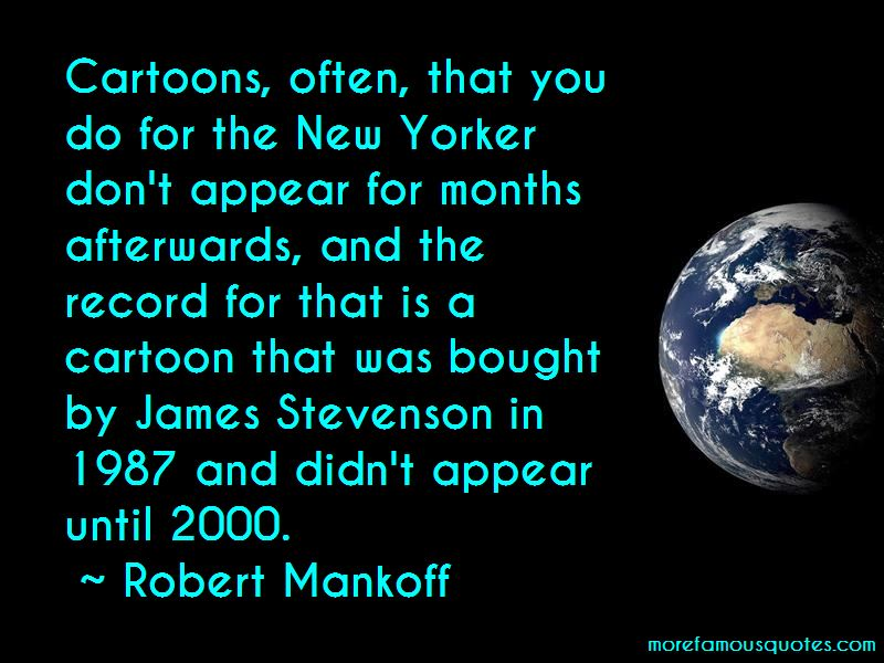 Robert Mankoff Quotes Pictures 2