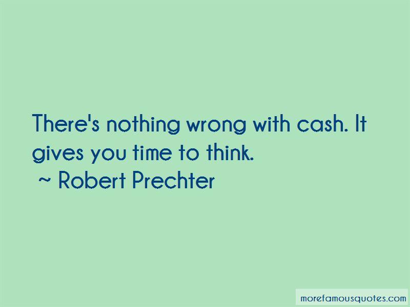 Robert Prechter Quotes