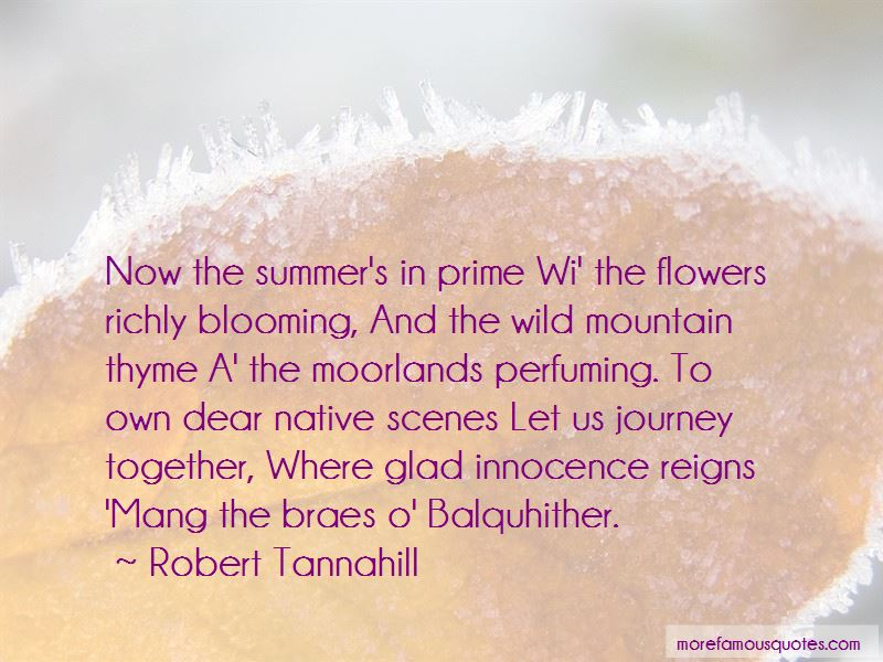 Robert Tannahill Quotes Pictures 2