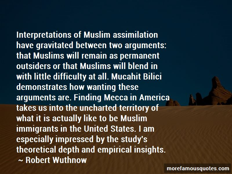 Robert Wuthnow Quotes Pictures 3