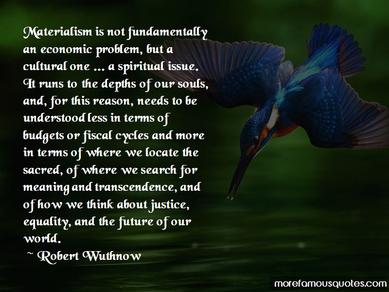 Robert Wuthnow Quotes Pictures 4