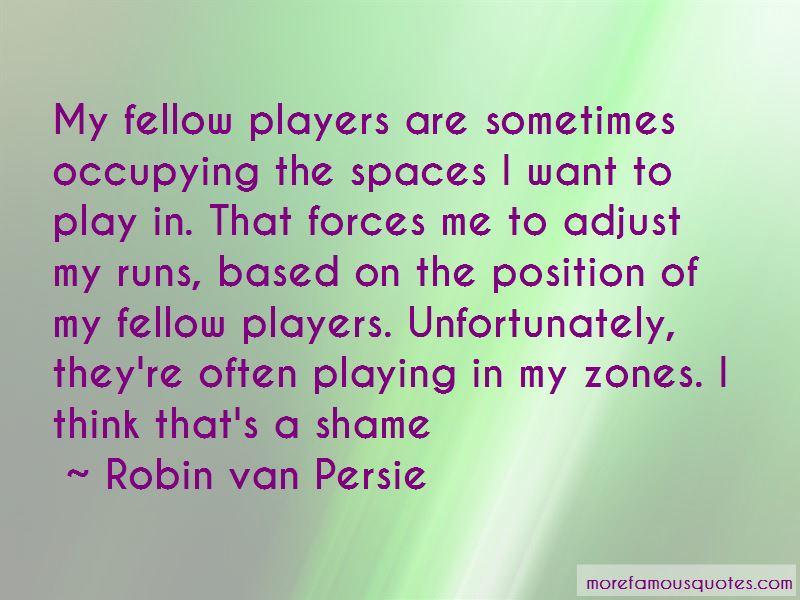 Robin Van Persie Quotes Pictures 2