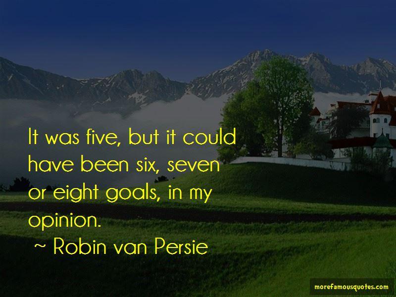 Robin Van Persie Quotes Pictures 3