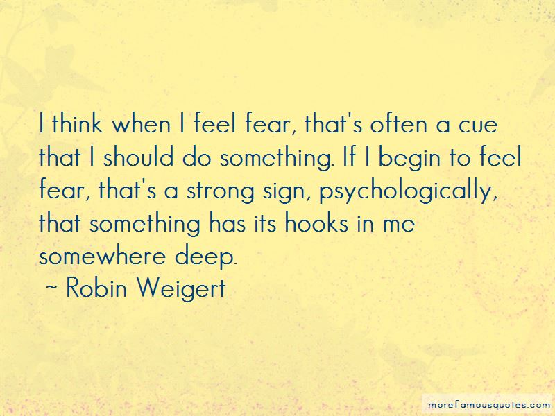 Robin Weigert Quotes Pictures 4