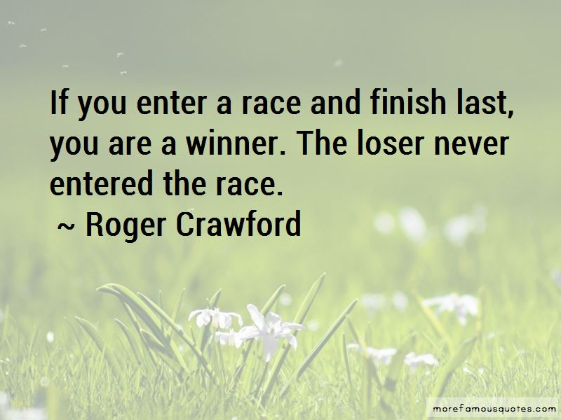Roger Crawford Quotes Pictures 3