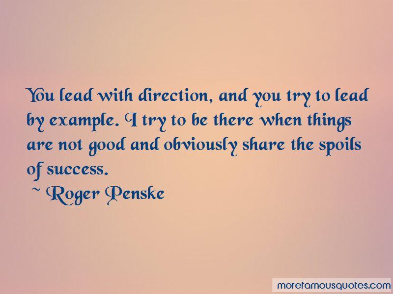 Roger Penske Quotes Pictures 2