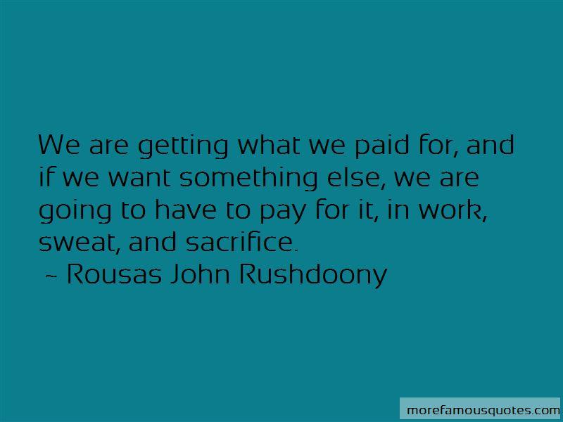 Rousas John Rushdoony Quotes Pictures 3