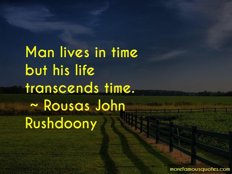 Rousas John Rushdoony Quotes Pictures 4