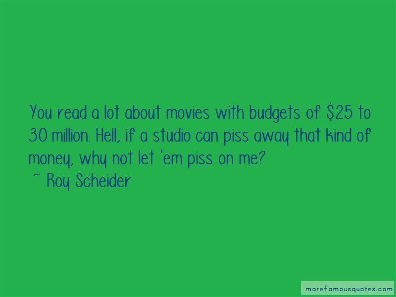 Roy Scheider Quotes Pictures 2