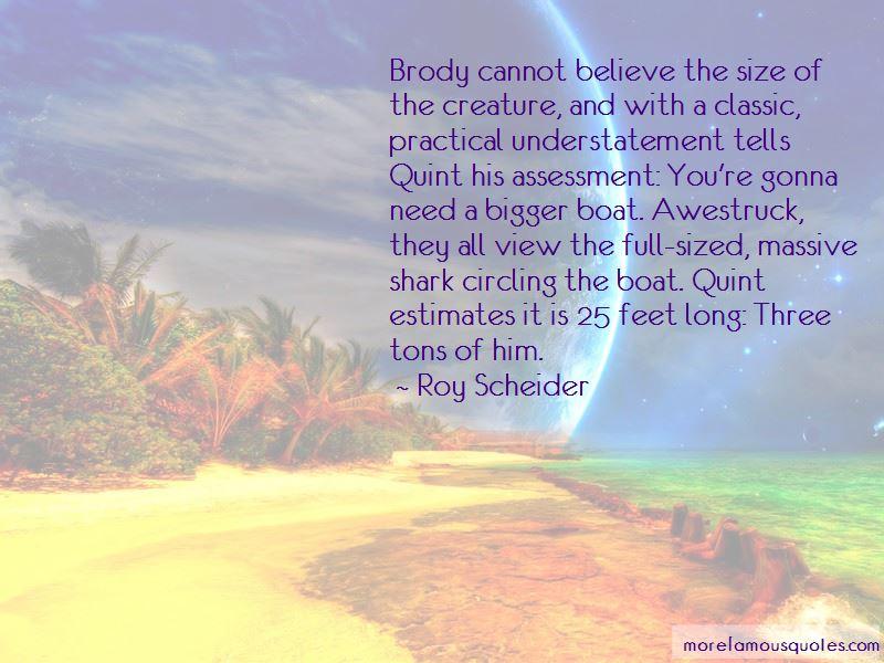Roy Scheider Quotes