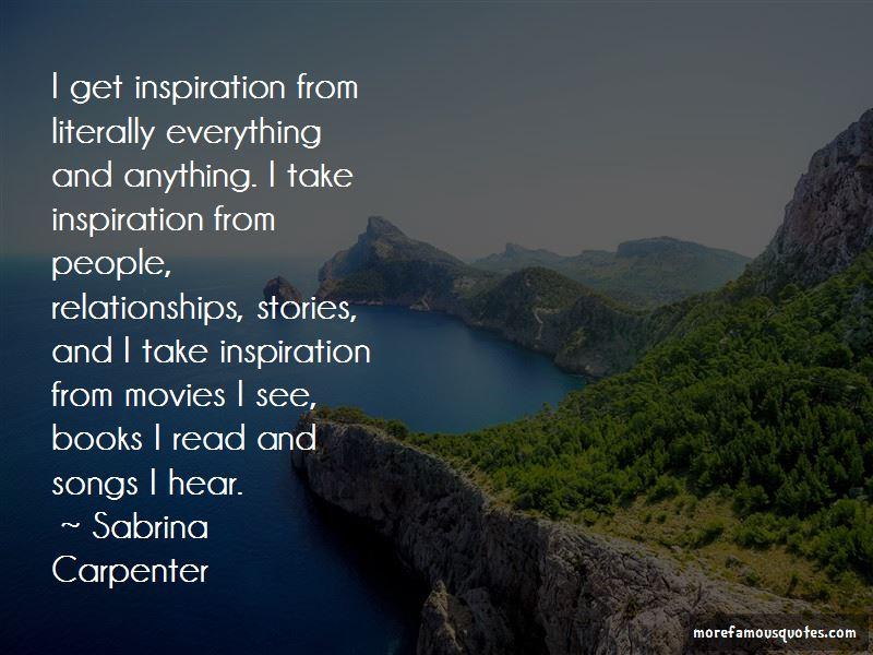 Sabrina Carpenter Quotes Pictures 4