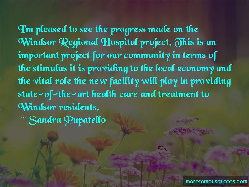 Sandra Pupatello Quotes Pictures 3