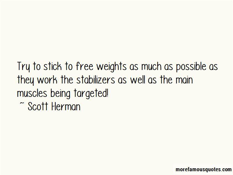 Scott Herman Quotes