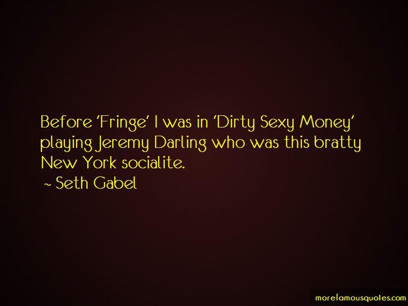 Seth Gabel Quotes Pictures 4