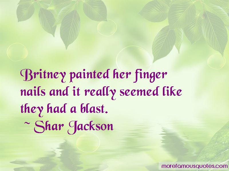 Shar Jackson Quotes Pictures 2