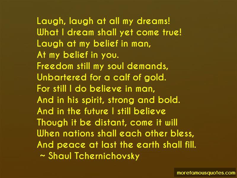 Shaul Tchernichovsky Quotes
