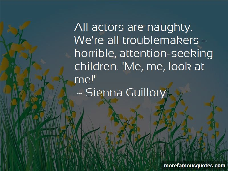 Sienna Guillory Quotes Pictures 3