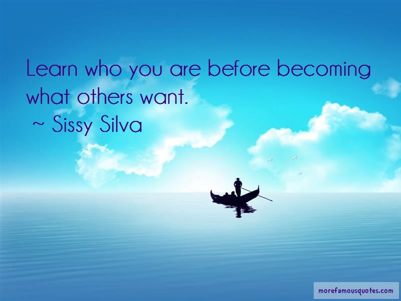 Sissy Silva Quotes Pictures 2