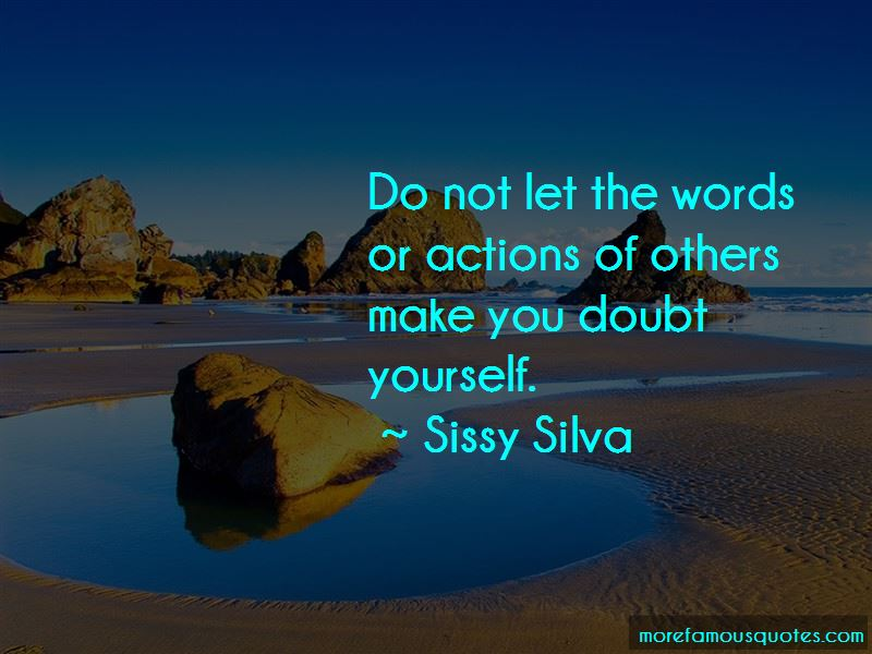 Sissy Silva Quotes Pictures 3